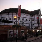 Shakespeare Globe,London,UK, Oct 2011