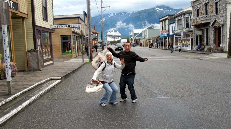 Skagway city