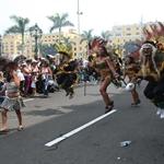 Lima, Peru, South America, Feb 2009