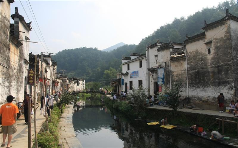 婺源,(WuYuan), JiangXi, China