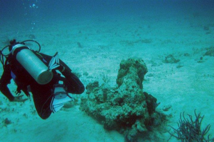 under water 8