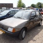 Youngtimer Event Forever Young in Ulft 20-05-2012