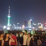 """""""五一""""苏沪杭之旅第三站—上海外滩"""