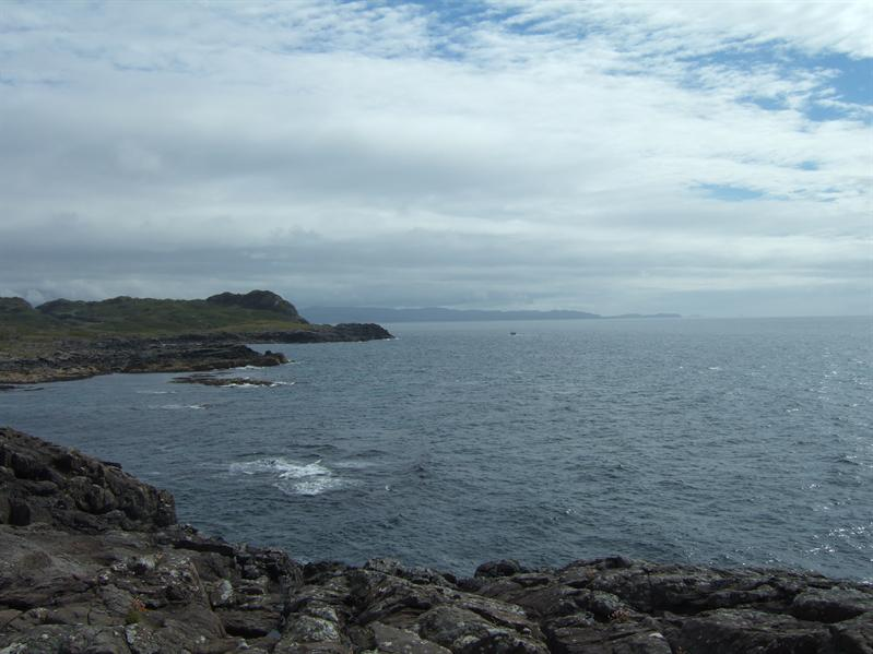 From Ardnamurchan Point