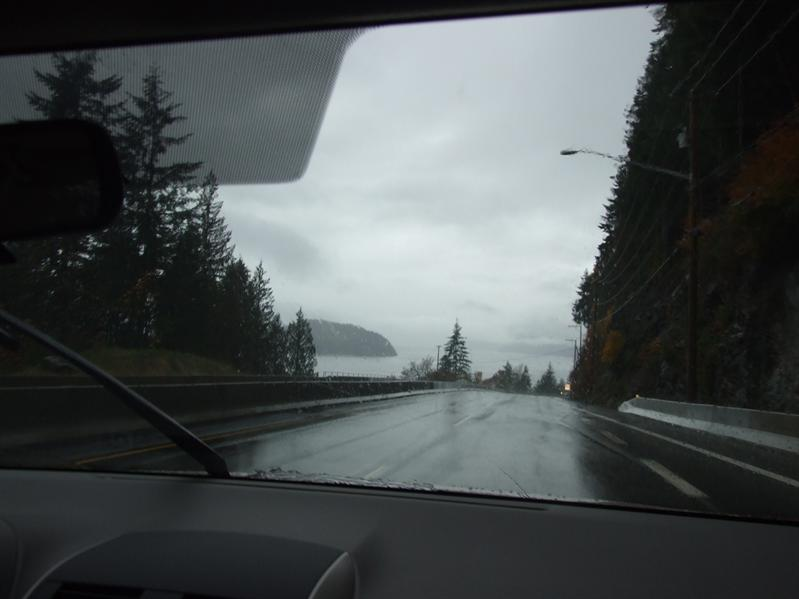 The beautiful journey to Whistler