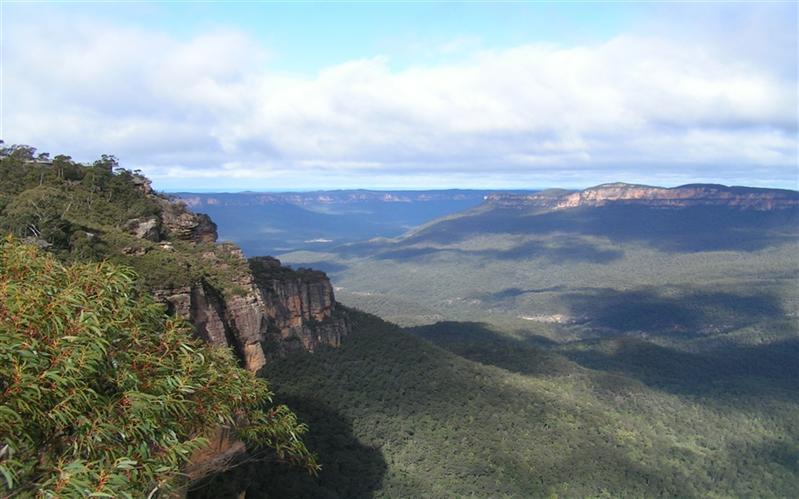 Blue Mountain, Sydney, Australia