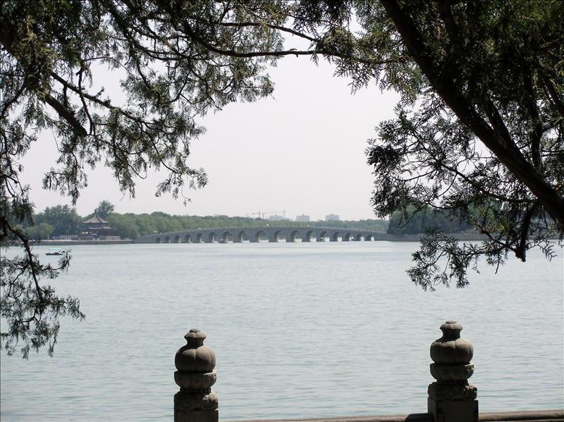 17-Arch-Bridge, Summer Palace. I counted, theres really 17.
