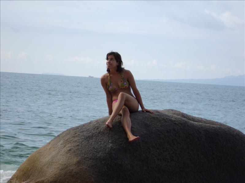 """Strand """"Las Gimelas"""", nun schon 25gi (ich, nicht der Strand)"""