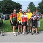Across Ohio Bike Adventure