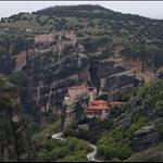 Meteora, Rousano Monastery, Greece