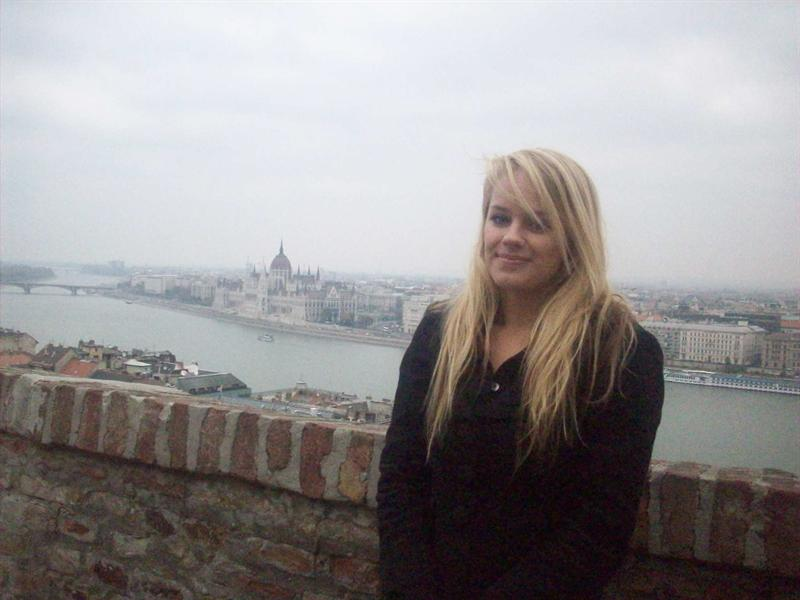 Me and budapest
