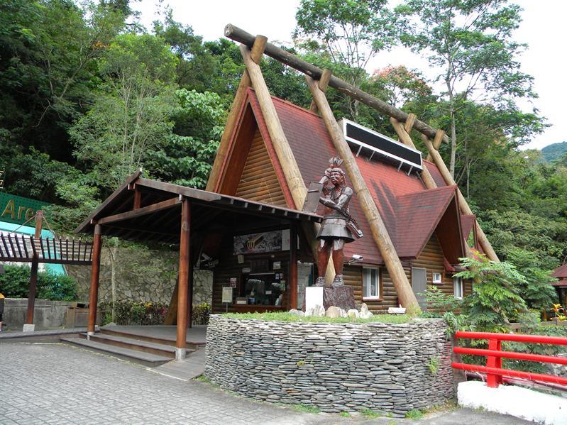 台東知本森林公園外景