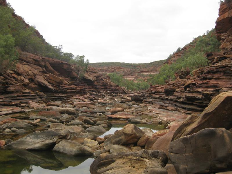 Murchison Gorge