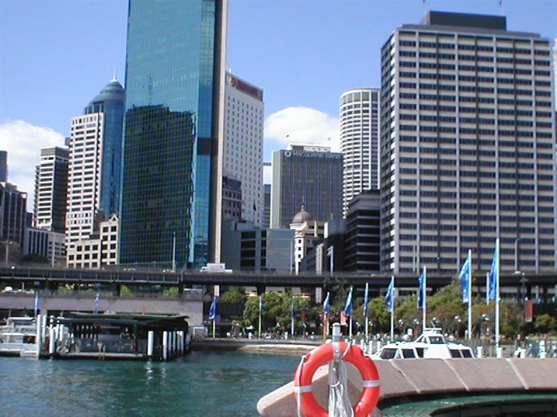 Circular Quay Sidney