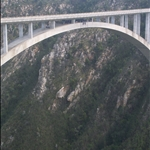 The Highest Bungee Jumping Bridge in the World / Le plus haut site de saut à l