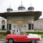 Bel Air and Fountain of Ahmet III