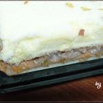 鹹蛋糕夾層