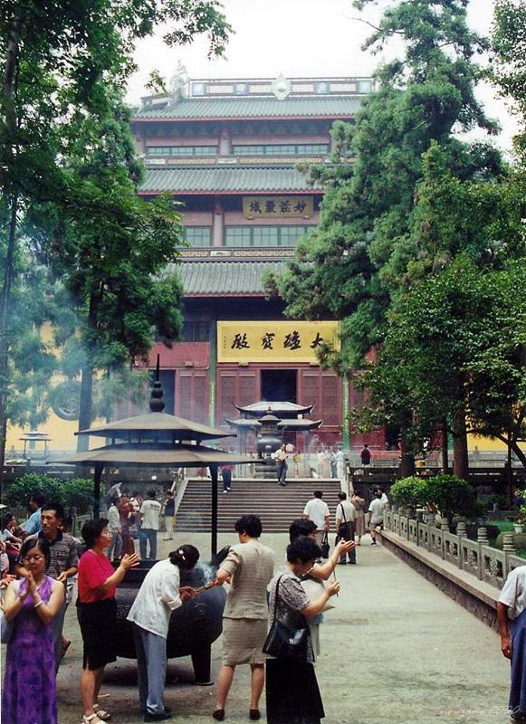 Ling Yin Temple靈隱寺