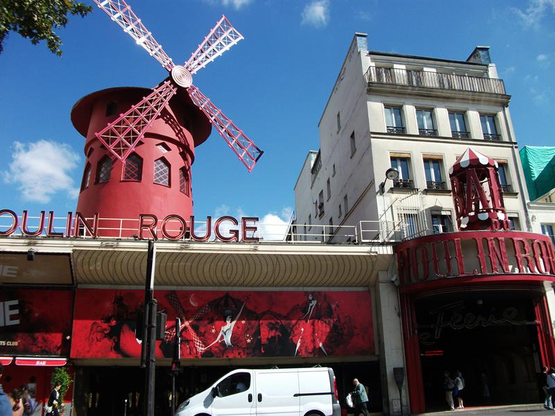 Moulin Rouge,