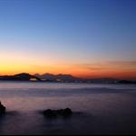 20111203 鴨脷洲西南岩石海岸日落 Sunset @ Ap Lei Chau