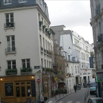 Streets in Paris