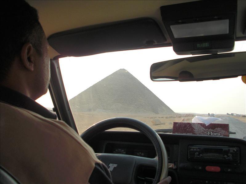 Car gazing