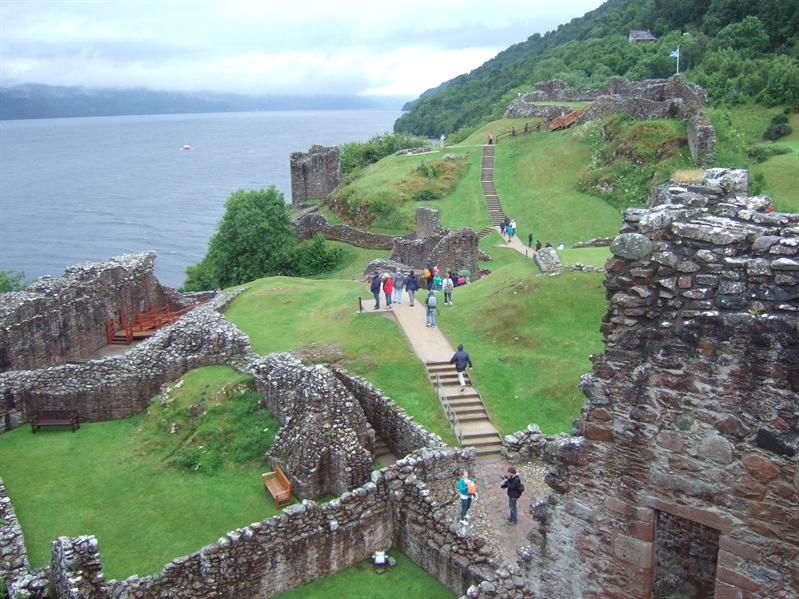 Urquhart Castle, Loch Ness