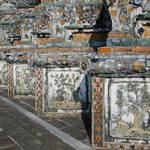 Wat Arun - Bangkok - Mosaics