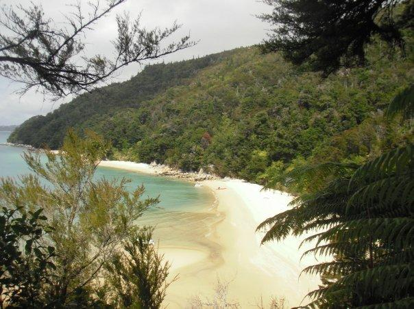 Abel Tasman National Park beach