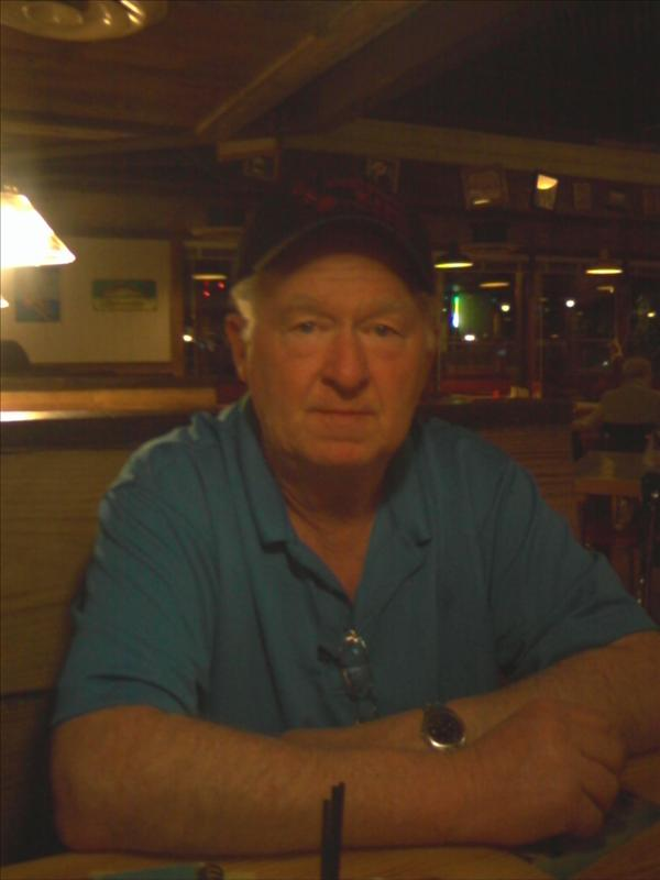 Jerry's Birthday dinner at Joe's Crab Shack in Tempe 3/5