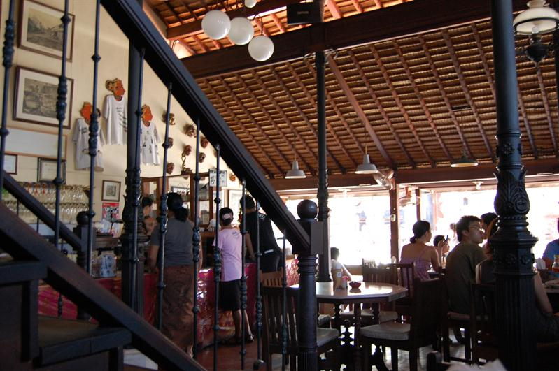 Famous eatery - warung Made in Seminyak