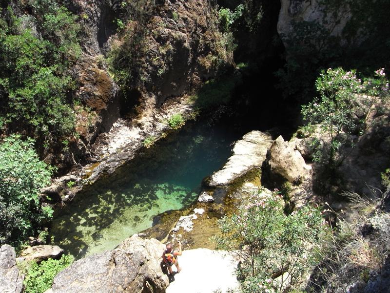 Su Gologone spring