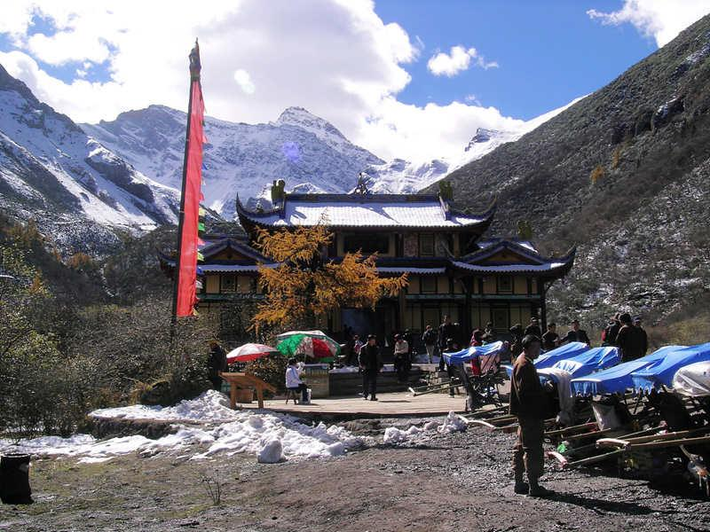 Huanglong Middle Temple黃龍中寺
