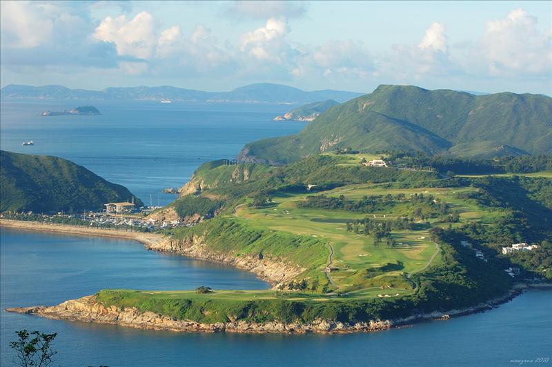 清水灣俱樂部高爾夫球場
