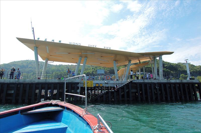 黃石碼頭 Wong Shek Pier