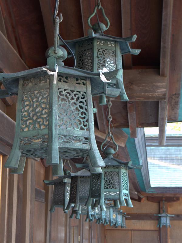 Niigata, Hakusan Jinja