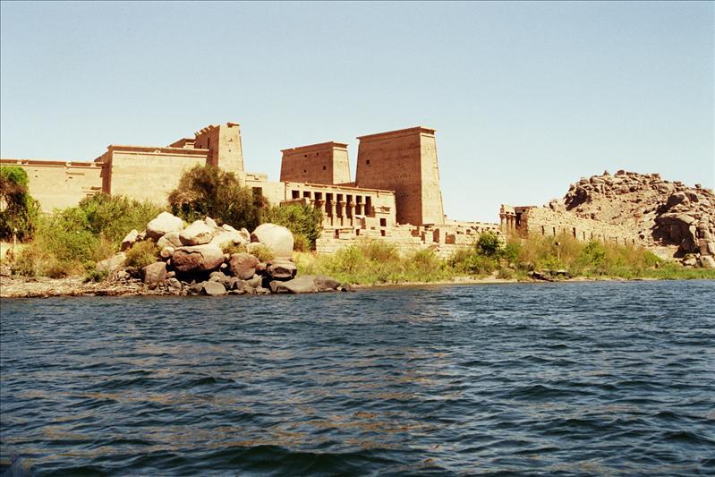Philae temple  690 B.C