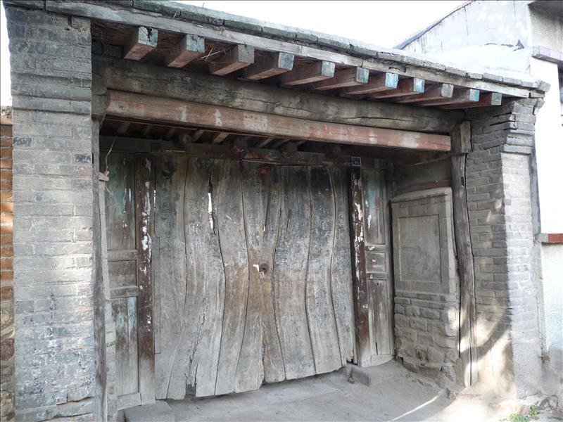 古城——岁月流逝的门