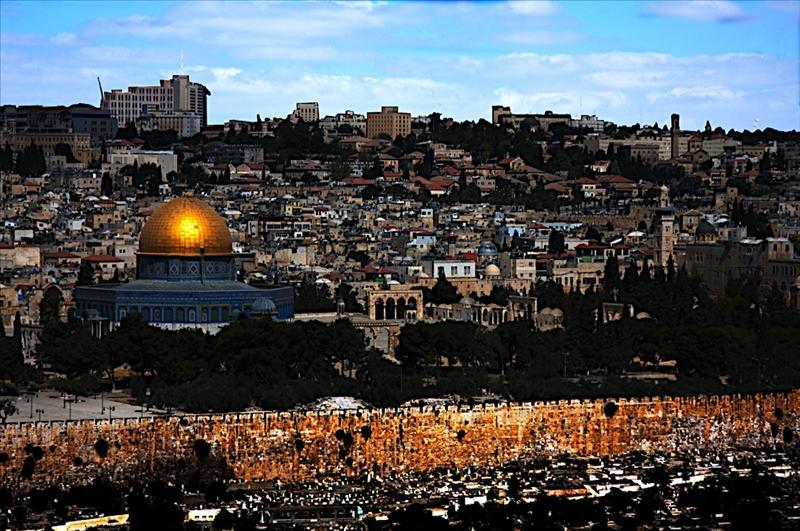 Kipat Hasela or Masjid Qubbat As-Sakhrah (The Dome of The Rock)