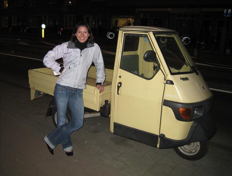 Mini truck!
