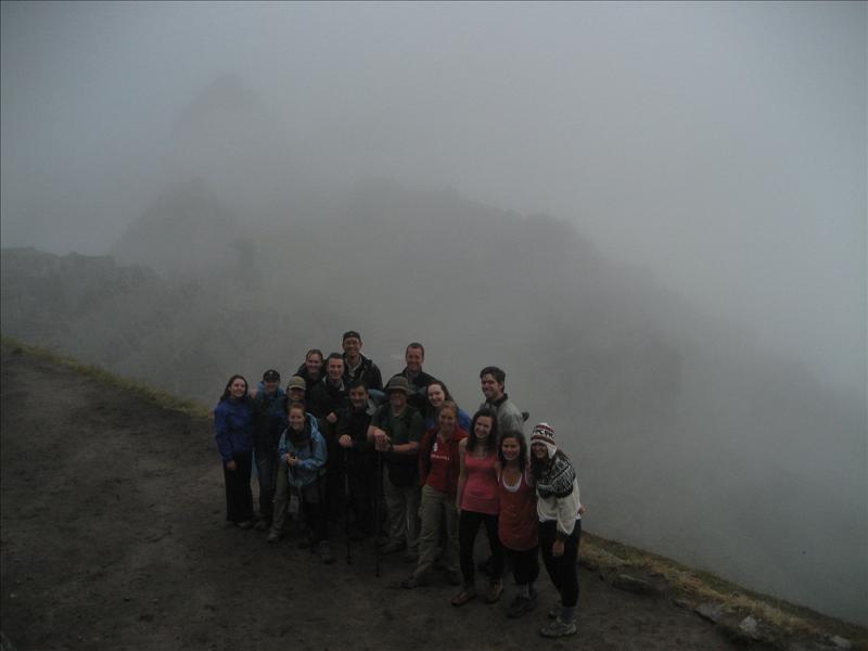 Beautiful view of Machu Picchu...