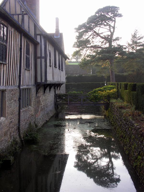 Moat reflection