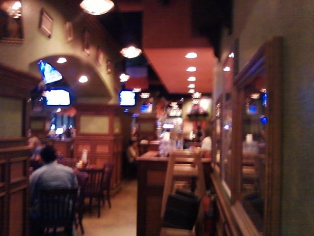 a long view of the Tilted Kilt