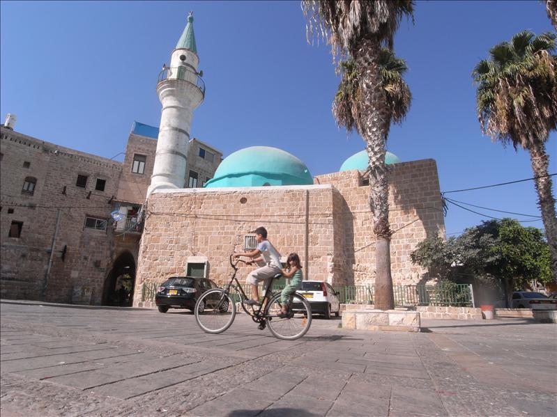 al-jazzar mosque  Akko (Acre)