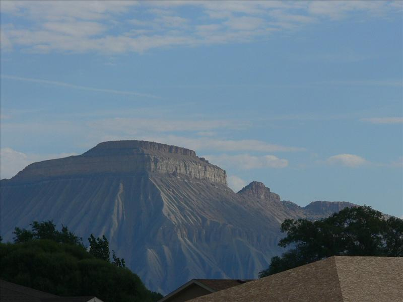 Grand Junction in the morning