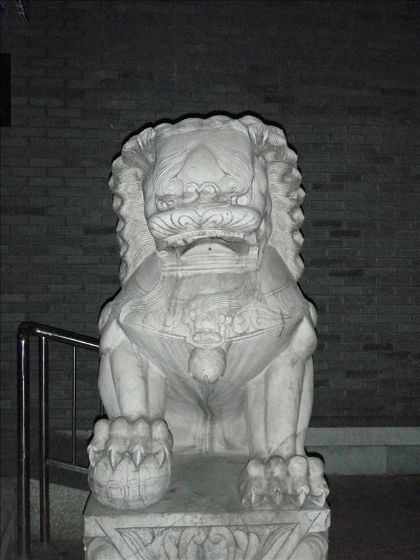 guardian lion, beijing