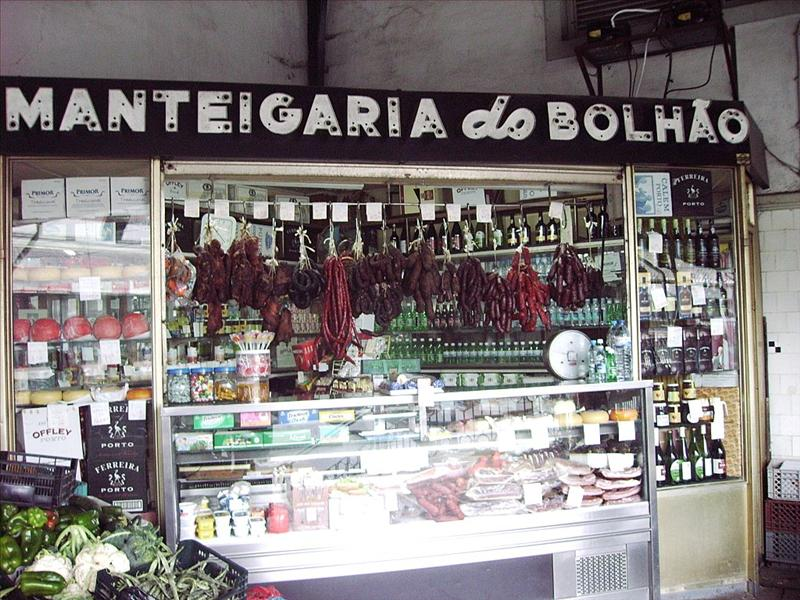 Manteigaria do Bolhao Oporto