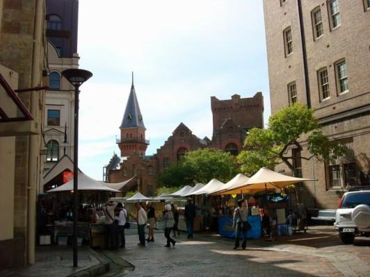 Rocks Market