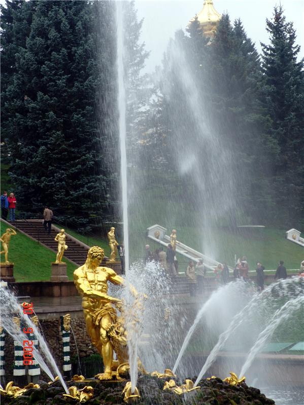 俄罗斯夏宫