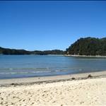 Beach at Abel Tasman